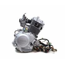 Motor Completo Yamaha Ybr 125 E / Ed Com Nota Fiscal