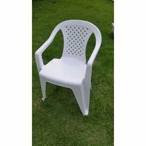 Cadeira Plástica Trindade P/ 150kg Igreja Restaurante
