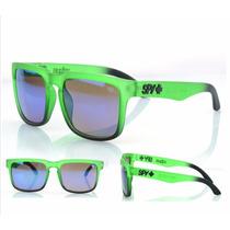 Anteojos Gafas Lentes Spy Helm+block Edition C Funda/garanti