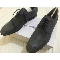 Zapatos De Vestir Calvin Klein 29mx Gris
