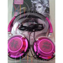 Auriculares Lady Gaga Extra Bass - Eme Import