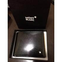 Cartera Mont Blanc ® Increíble Precio.