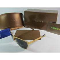 Vendo Lentes De Sol Gucci 100% Garantizados + Estuche