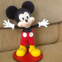 Mickey Mouse En Porcelana Fria