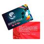 Invitaciones Tipo Credencial O Tarjeta De Crédito.