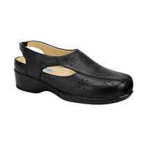 Zapato Cómodo Destalonado Bio Shoes Pie Delicado, Diabetes