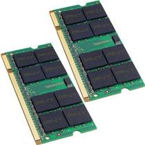 Memoria Ran Pny 2 Gb (2x1gb) Modelo Mn2048kd2-667 En Blister