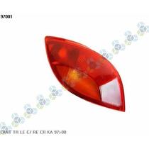 Lanterna Traseira Esquerda Com Re Ford Ka 97/00 - Ht