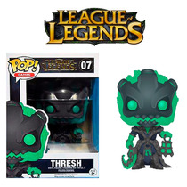 Funko Pop! Games League Of Legends Lol - Thresh - Exclusivo