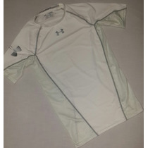 Camiseta Under Armour Crossfit Gym Pesas Talla M Original