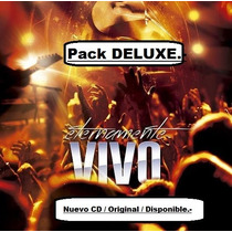 Cd Sabroso - Eternamente Vivo - Pack Deluxe - Album 2016