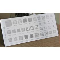 Kit Stencil Reballing Celular Mtk Htc Envio Gratis!