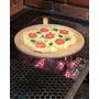 Forno Para Pizza Com Termômetro - Uso Em Churrasqueira
