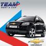 Alquiler Chevrolet Captiva Automatica - Teamrentacar