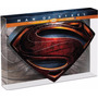 Man Of Steel - Collectors Edition - Bluray + 3d + Dvd - New!