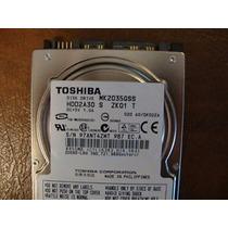Rigido Toshiba 200 Gb $ 320 Para Note Garantia En Flores !