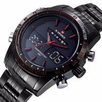 Relógio Masculino Naviforce Racer Esportivo