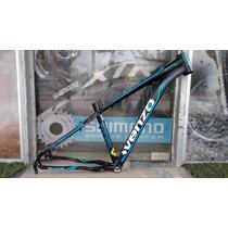 Nuevo Cuadro Venzo Spark 27.5 Y 29 Aluminio 6061 Liviano