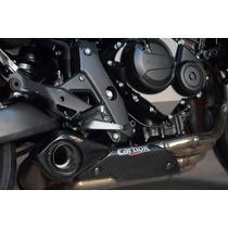 Ponteira Escapamento No Muffler Honda Hornet 600 08 Até 14