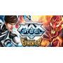 Painel Decorativo Festa Max Steel [2x1m] (mod2)
