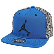 Gorra Jordan Retro Azul 100% Original