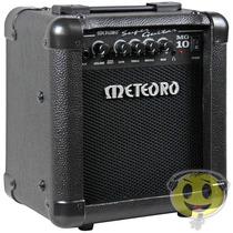 Cubo Amplificador Guitarra Meteoro Mg10 Mg 10 Loja Kadu Som