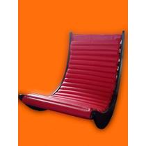 Sillon Mecedor Relax Diseño Living Mueble Moderno