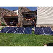 Paneles Solares ,venta, Instalación Y Asesoria