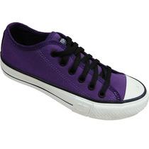 Zapatillas John Foos Modelo Wet Violeta !!