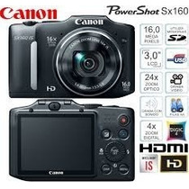 Camara Semi - Profesional Canon Sx160 16mp Hd (negociable)