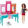 Barbie Sister Tocador De Baño - Vanity Giffset