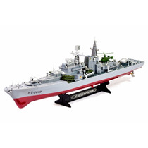Navio De Guerra - Eastvita 31 Rc Ht-2879 Destroyer War Ship