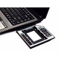 Adaptador Dvd P Hd Notebook Drive Caddy 12.7mm