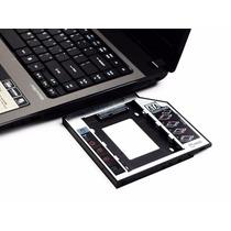 Adaptador Dvd Para Hd / Ssd Notebook Drive Caddy 12.7mm Sata