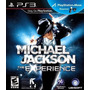 Michael Jackson The Experience Playstation 3 Blakhelmet E