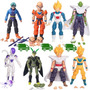 Figuras De Dragon Ball De Coleccion Articuables