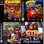 Crash Bandicoot 1, 2, 3 + Crash Team Racing Ps3 Español<br><strong class='ch-price reputation-tooltip-price'>S/. 19<sup>99</sup></strong>