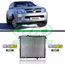Radiador Da Toyota Hilux Srv-sw4-diesel 3.0 C/ar 2006> Au
