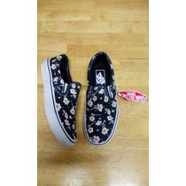 Zapatos Skate Vans (modelo: Authentic Slip On)