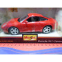 Maisto 1/24 Porsche 911 Carrera 1997 Rojo