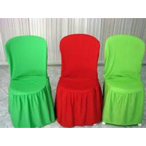 Capa Forro Para Cadeiras De Festas E Eventos