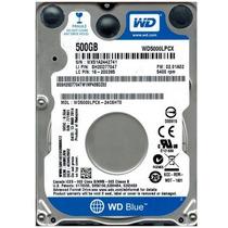 Disco Rigido Wd 500 Gb Notebook Serial Ata Western Digital