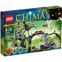 Lego Legends Of Chima 70133 - 407 Piezas - Spinlyn´s Cavern