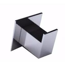 Kit Conjunto Metais Acessórios Banheiro Inox Steel