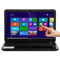 Hp Laptop Tactil Notebook 15 Touch 500gb Db 4gb Ram.