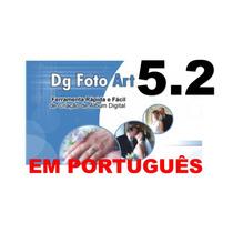 Dg Foto Art 5.2 Portugues 45gb Casamento E Aniversário