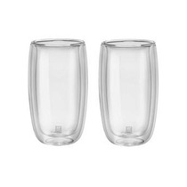 2 Copos Sorrento Parede Dupla 350ml Long Drink - Zwilling