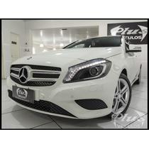 Mercedes-benz Classe A A200 Urban 2015 Branco Gasolina
