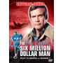 O Homem De 6 Milhões De Dólares 1º 2º 3º Temporada Dublada