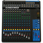 Mixer Consola De Audio En Vivo Yamaha Mg 16